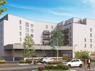 Immobilier neuf : Programme neuf Caen (14000) - photo