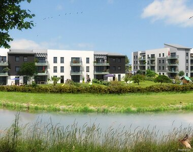 Immobilier neuf : Programme neuf Courseulles-sur-Mer (14470) - photo