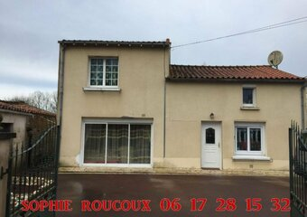 Vente Maison 4 pièces 160m² Sainte-Hermine (85210) - photo