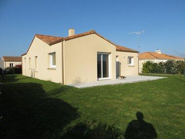 Vente Maison 4 pièces 88m² Sainte-Florence (85140) - photo