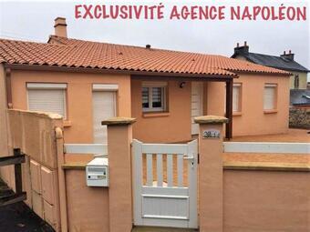 Vente Maison 4 pièces 121m² La Roche-sur-Yon (85000) - Photo 1