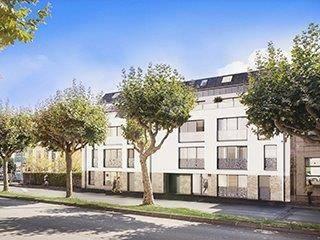 Vente Appartement 1 pièce 39m² La Roche-sur-Yon (85000) - photo