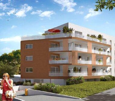 Location Appartement 2 pièces 41m² La Roche-sur-Yon (85000) - photo