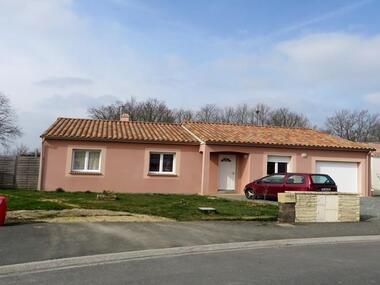 Vente Maison 4 pièces 100m² La Roche-sur-Yon (85000) - photo