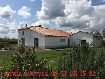Vente Maison 4 pièces 130m² La Chapelle-Thémer (85210) - photo
