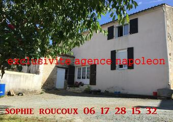 Vente Maison 4 pièces 146m² Sainte-Hermine (85210) - Photo 1