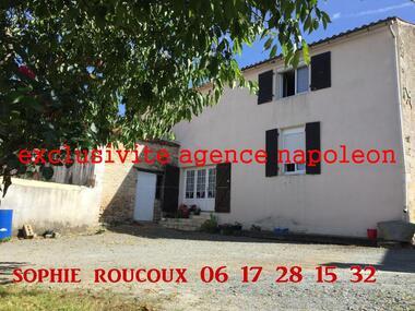 Vente Maison 4 pièces 146m² Sainte-Hermine (85210) - photo