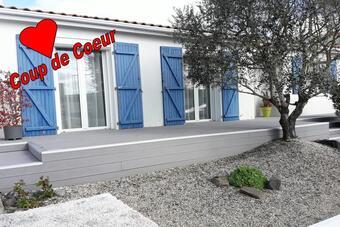 Vente Maison 5 pièces 98m² Mouilleron-le-Captif (85000) - photo