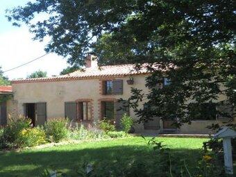 Vente Maison 4 pièces 180m² Saint-Sulpice-le-Verdon (85260) - photo