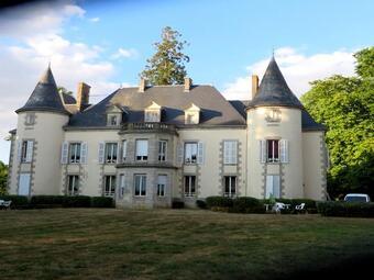 Vente Maison 30 pièces 1 400m² Saint-Denis-la-Chevasse (85170) - photo