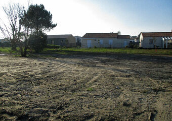 Vente Terrain 461m² Les Mathes (17570) - photo