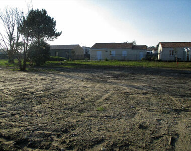 Sale Land 461m² Les Mathes (17570) - photo