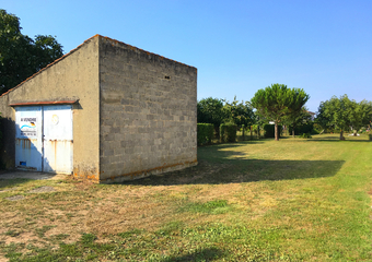 Vente Terrain 731m² Bourcefranc-le-Chapus (17560) - photo