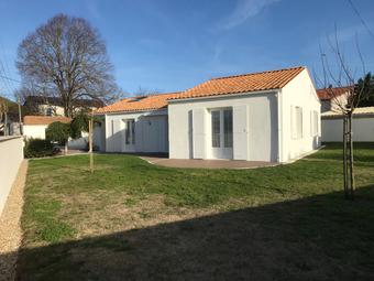 Vente Maison 5 pièces 126m² Étaules (17750) - photo