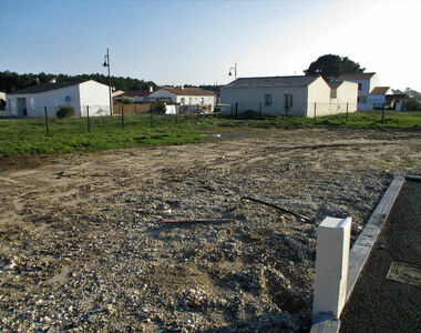 Sale Land 462m² Les Mathes (17570) - photo