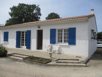 Vente Maison 4 pièces 112m² Chaillevette (17890) - photo