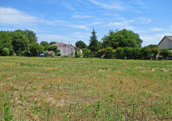 Vente Terrain 573m² Étaules (17750) - photo