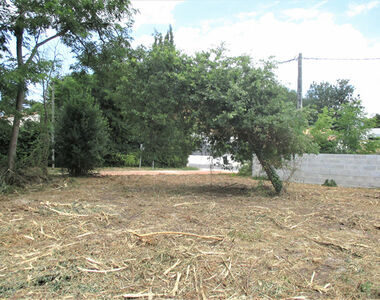 Sale Land 1 254m² La Tremblade (17390) - photo