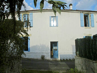 Vente Maison 4 pièces 130m² Chaillevette (17890) - photo