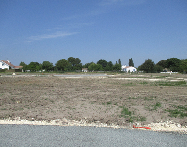 Vente Terrain 396m² Arvert (17530) - photo