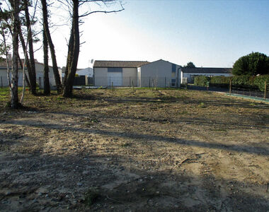 Sale Land 449m² Les Mathes (17570) - photo