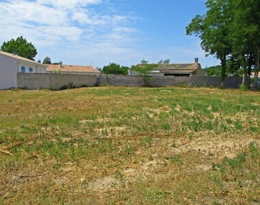 Sale Land 526m² Étaules (17750) - photo