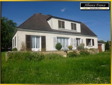 Vente Maison 6 pièces 152m² Survilliers (95470) - photo