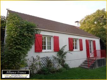 Vente Maison 5 pièces 93m² Moussy-le-Neuf (77230) - photo