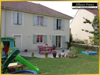 Vente Maison 6 pièces 113m² Moussy-le-Neuf (77230) - photo