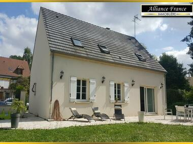 Vente Maison 6 pièces 158m² Vémars (95470) - photo