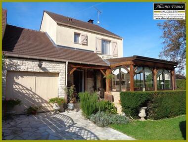 Vente Maison 6 pièces 117m² Moussy-le-Neuf (77230) - photo