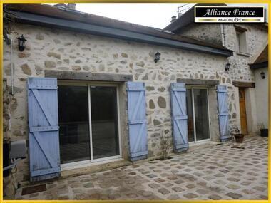 Vente Maison 4 pièces 116m² Vémars (95470) - photo