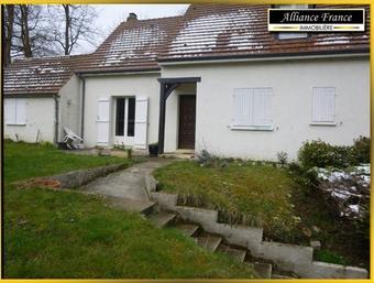 Vente Maison 8 pièces 121m² Mortefontaine (60128) - photo