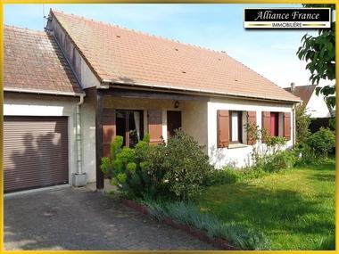 Vente Maison 5 pièces 92m² Moussy-le-Neuf (77230) - photo
