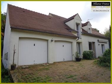Vente Maison 6 pièces 138m² Chennevières-lès-Louvres (95380) - photo