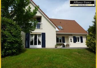 Vente Maison 8 pièces 250m² Saint-Witz (95470) - photo