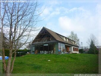 Vente Maison 9 pièces 288m² La Loupe (28240) - photo