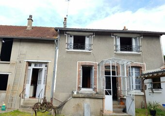 Vente Maison 3 pièces 80m² Maintenon (28130) - photo