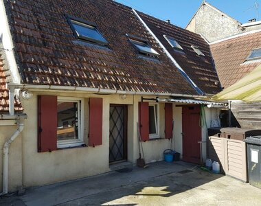 Vente Maison 3 pièces 62m² Maintenon (28130) - photo