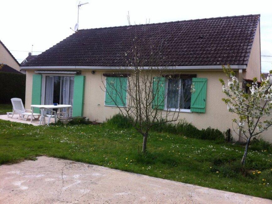 Vente maison 4 pi ces rambouillet 78120 251667 for Acheter maison rambouillet