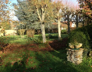 Vente Terrain 1 050m² Gallardon (28320) - photo