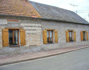 Vente Maison 3 pièces 130m² Gallardon (28320) - photo