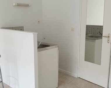 Location Appartement 1 pièce 27m² Gallardon (28320) - photo