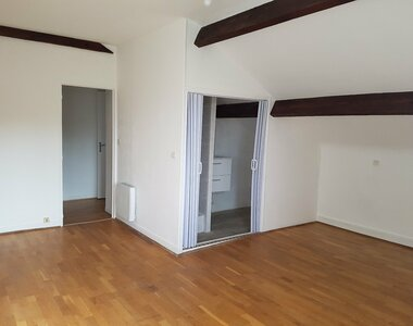 Vente Appartement 1 pièce 24m² epernon - photo