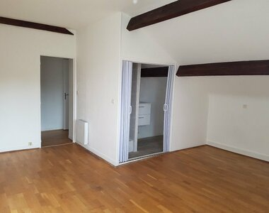 Vente Appartement 1 pièce 24m² Épernon (28230) - photo