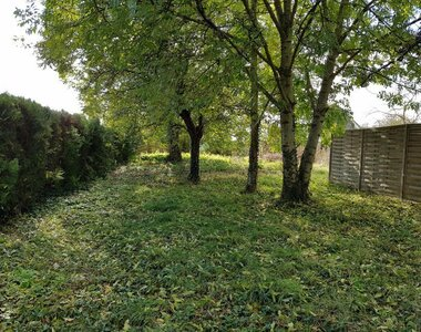 Vente Terrain 1 080m² Ablis (78660) - photo