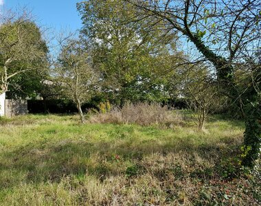 Vente Terrain 800m² auneau - photo