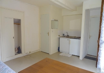 Vente Appartement 1 pièce 15m² Gallardon (28320) - photo