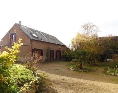 Vente Maison 7 pièces 170m² Maintenon (28130) - photo