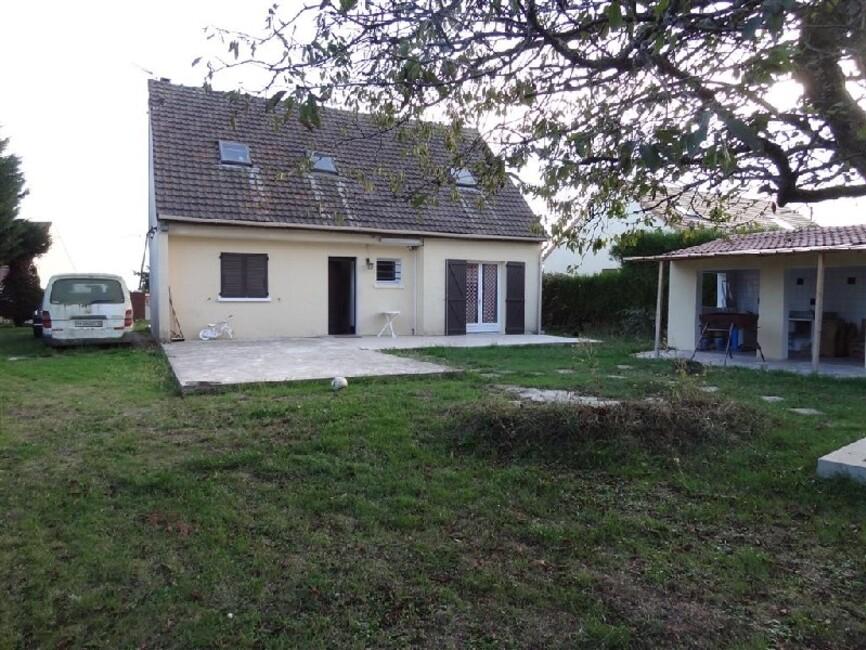 Vente maison 7 pi ces rambouillet 78120 140464 for Acheter maison rambouillet